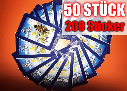 200-sticker-50-pakchen-ice-age-5-lidl-2016-neu-ovp-incl-wizuals-sticker