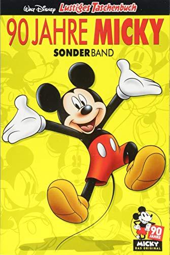 Lustiges Taschenbuch 90 Jahre Micky Maus: Sonderband -