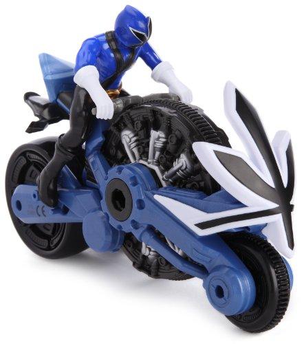 Power Rangers - Disc Cycle + Figur 10 cm (Sortiment)