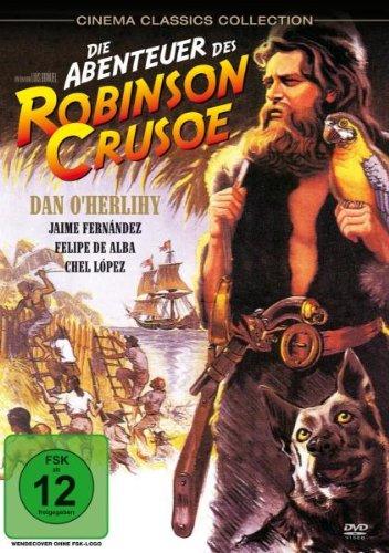 Preisvergleich Produktbild Die Abenteuer Des Robinson Crusoe - Cinema Classics Collection