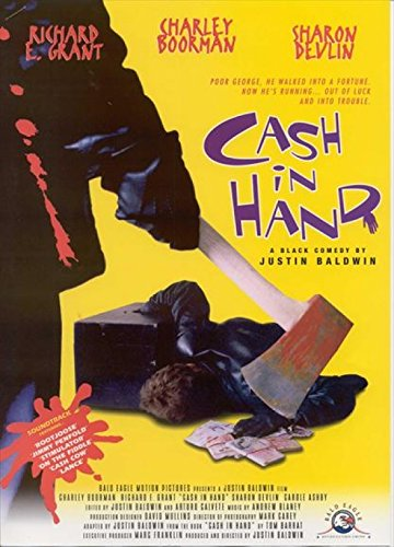 Hand Movie Poster (Cash in Hand Movie Poster (27,94 x 43,18 cm))