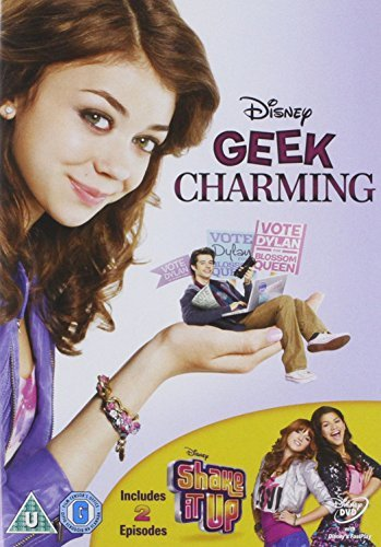Geek Charming Magical Gifts DVD Retail by Sarah Hyland