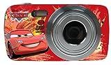 Lexibook DJ029DC Disney Cars Digitalkamera (8 Megapixel, 4,6 cm (1,8 Zoll) Display, 4-fach opt. Zoom) rot