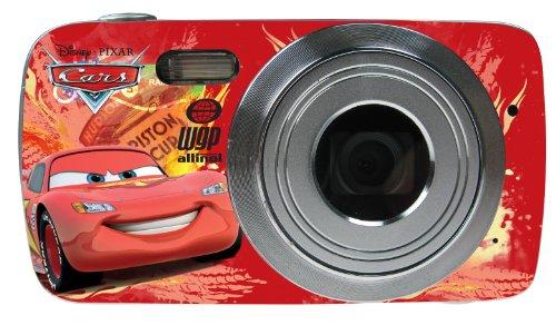 Lexibook dj029sp - macchina fotografica digitale di disney cars, 8 megapixels, schermo 4,6 cm (1,8