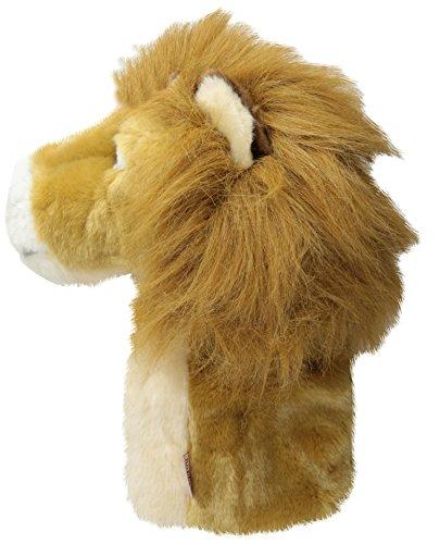 Daphne\'s Lion Kopfhaube, Braun