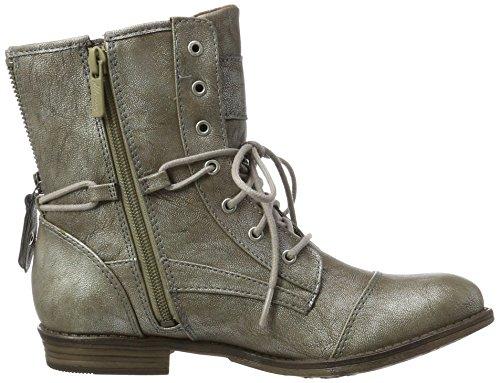 Mustang Damen 1157-551-258 Stiefel Grau (titan)