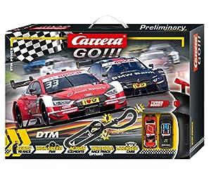Carrera- DTM Power Juguete Circuito de Coches, Multicolor (Stadlbauer 20062479)