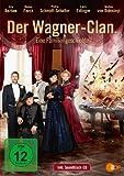 Der Wagner-Clan. Eine Familiengeschichte (+ Soundtrack-CD) [2 DVDs] -