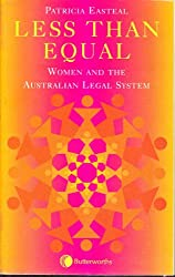 Less than equal: Women and the Australian legal system