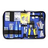 NF-réseau Repair Tool 1501 Kit d'entretien professionnel Tool Set avec sac