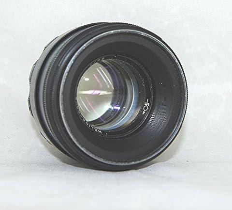 Helios 44 2 - Helios-44-2 Objectif Sovietique Retro 58mm pour Canon