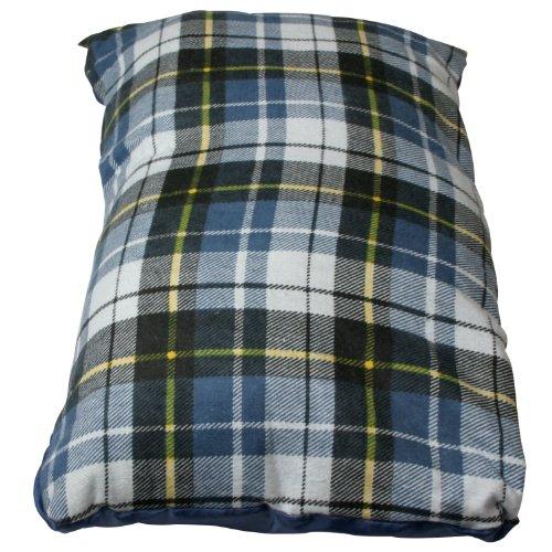 10T Camp Pillow 40x25cm Reisekissen Campingkissen Kopfkissen Schlaf-Kissen Sitzkissen mit integriertem Packbeutel zum umstülpen - 3