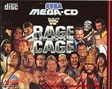 wwf rage in the cage sega mega cd mega-cd