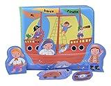 El barco pirata (Libro para el baño del bebé) (Libro Baño)