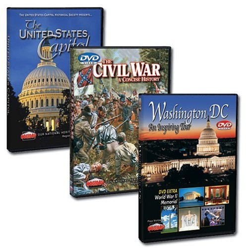 t #2 - Washington, DC - The U.S. Capitol - Civil War: A Concise History ()