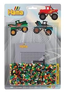 Hama 4078Mixed Grande Blister Camiones