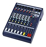 #2: Studiomaster Studio Master Air 6U (6 Channel Mixer) With USB Option, Bluetooth And Remote