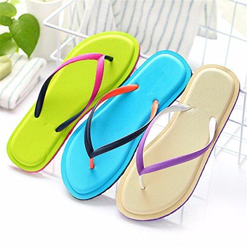 alla moda ladies creative e mano pantofole b estate Semplice pantofole FLYRCX HqyE11