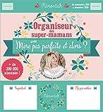 Organiseur Mémoniak des super-mamans avec Mère pas parfaite et alors ? 2019-2020