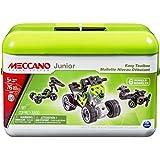 Meccano - 6026705 - Jeu de Construction - Mallette Niveau Débutant Meccano Junior