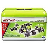 #2: Meccano Junior Easy Toolbox 6 Model Set