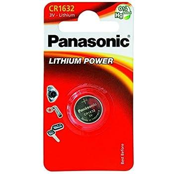 Panasonic CR1632 Pila