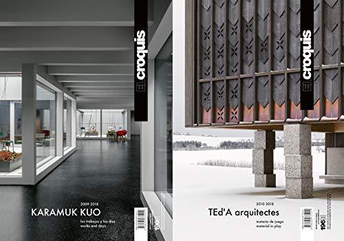 Karamuk Kuo Architekten 2009/2018 - Ted'A Arquitectes 2010/2018 (EL CROQUIS)