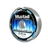 #7: Mustad Thor Monofilament Fishing Line - Clear Mono Line 0.35mm