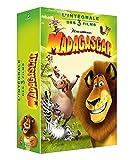 Trilogie Madagascar 1 à 3 - Coffret 3 DVD [Import italien]