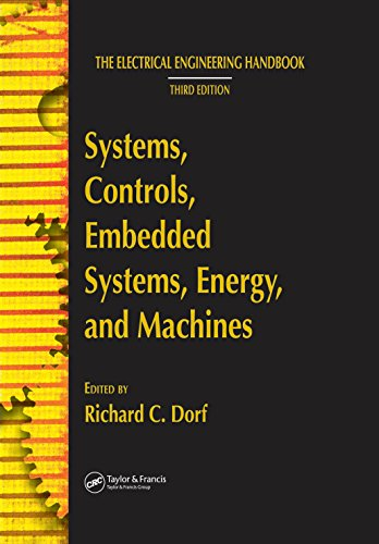 Systems, Controls, Embedded Systems, Energy, and Machines (The Electrical Engineering Handbook) (English Edition) - Electric Breaker General Circuit