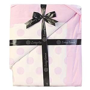 Living Essence Ss14 B- Printed Double Dohar Comforter