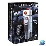 Laser X Torre de Control, Color Blanco/Gris (Cife 98236)