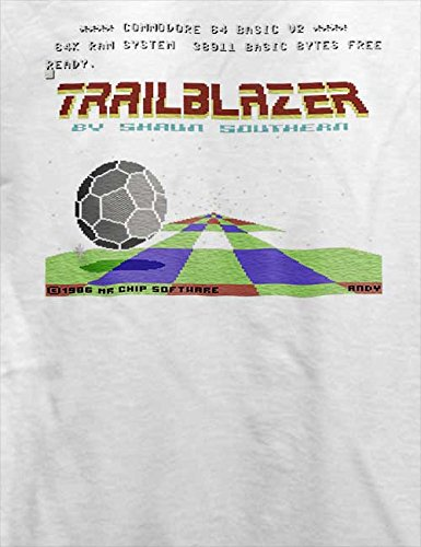 Trailblazer T-Shirt Weiß