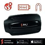 PAJ GPS GPS Tracker Peilsender mit Magnet Power Finder von PAJ Diebstahlschutz Anhängersicherung Auto GPS Sender Ortungsgerät Langzeit 2 Monate - Variante SMS-Ortung