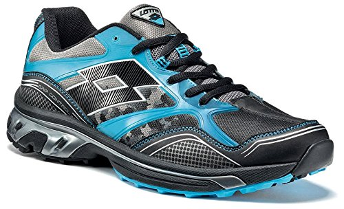 Lotto - Crossride 500 Iv, - Uomo black/blue ray