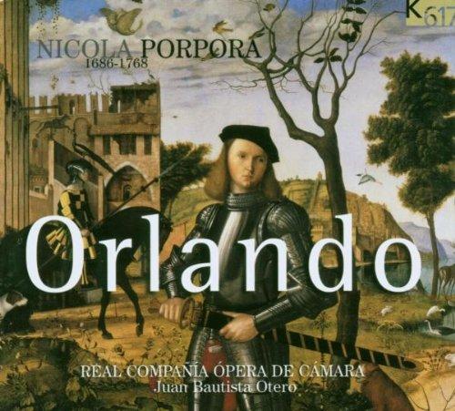 Porpora - Orlando
