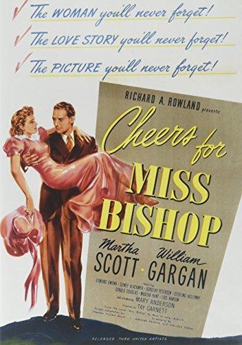 Preisvergleich Produktbild CHEERS FOR MISS BISHOP - CHEERS FOR MISS BISHOP (1 DVD)
