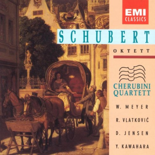 Schubert: Octet in F, Op.166/D 803