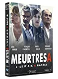Meurtres à : L'île d'Aix & Bastia - DVD