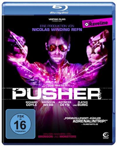 SUNFILM Entertainment Pusher [Blu-ray]
