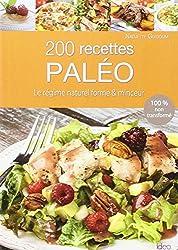 200 recettes paléo