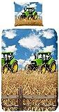 Good Morning 5604-A Farmer Parure de Couette Coton Multicolore 140 x 200 cm