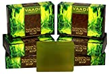 Vaadi Herbals Becalming Tea Tree Soap Anti Acne Therapy, 75g x 6
