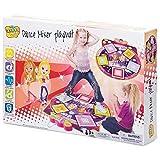 BAKAJI Tappeto Musicale da Ballo Dance Mixer PLAYMAT con Ingresso MP3 / CD Ritmo velocità Regolabile