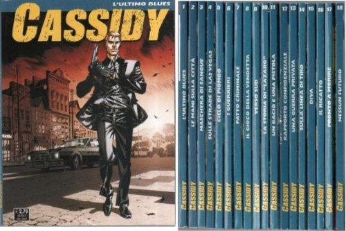 Cassidy 1/18 Serie Completa - Bonelli