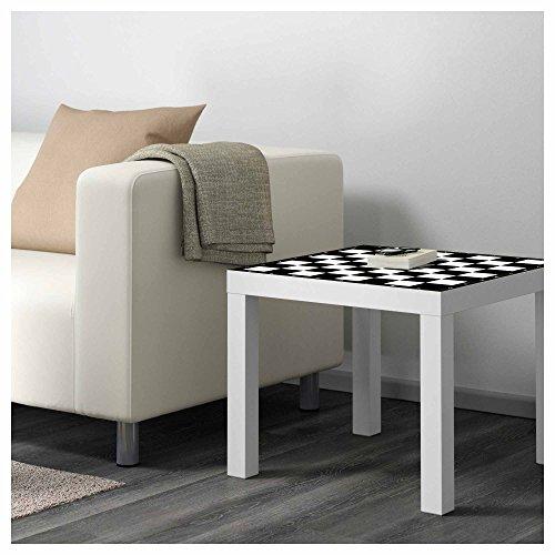 Vinilo Mesa IKEA Lack Personalizada Tablero
