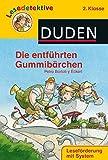 Lesedetektive Die entführten Gummibärchen, 2. Klasse