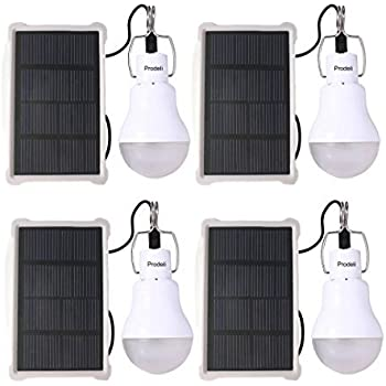 outdoor solar led lighting systems. solar lights prodeli panel powered led bulb upgrades portable 150lm 1600ma battery lamp for outdoor hiking reading camping tent fishing led lighting systems
