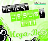 Feiert Jesus! Mega Box - CDs 1-17