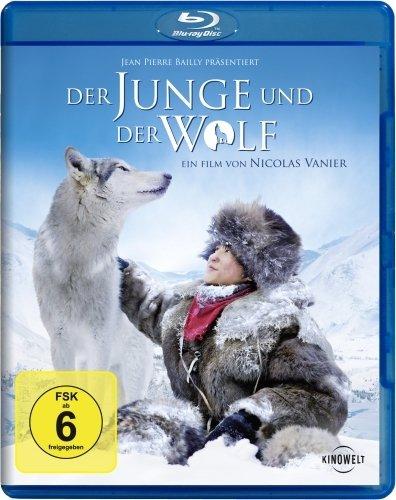 Bild von Der Junge und der Wolf [Blu-ray]